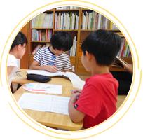 リトミック+知育コース風景